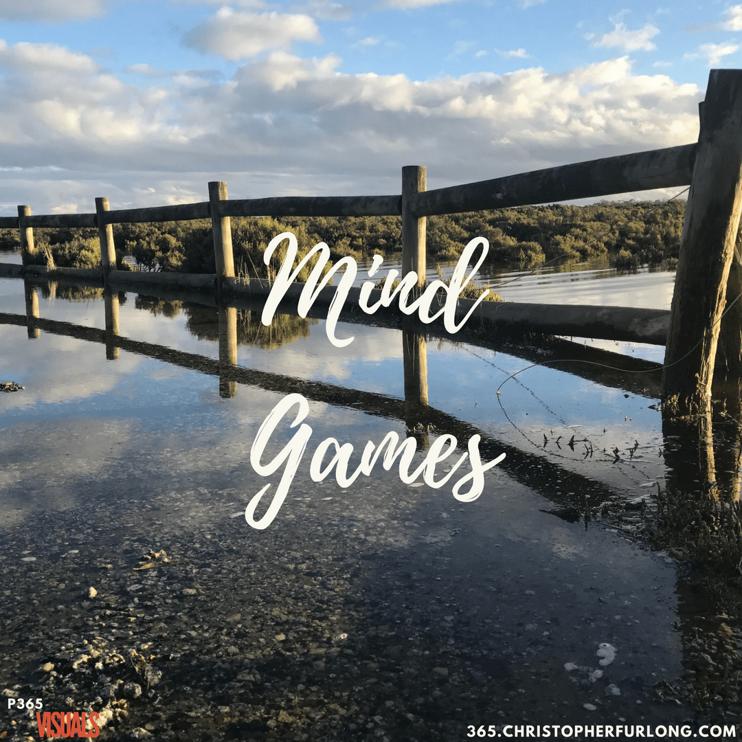 Day #121: Your Mind Games