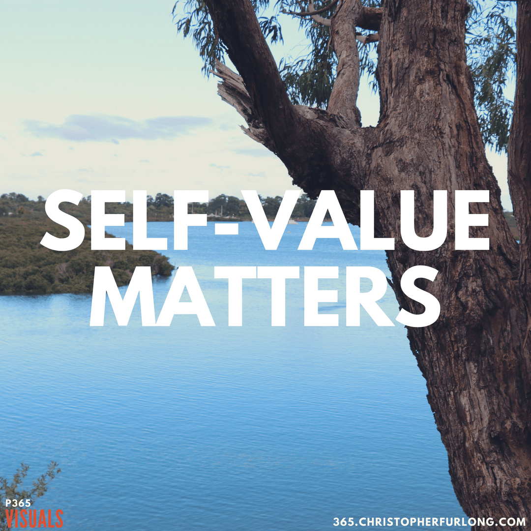 Day #177: Self-Value Matters