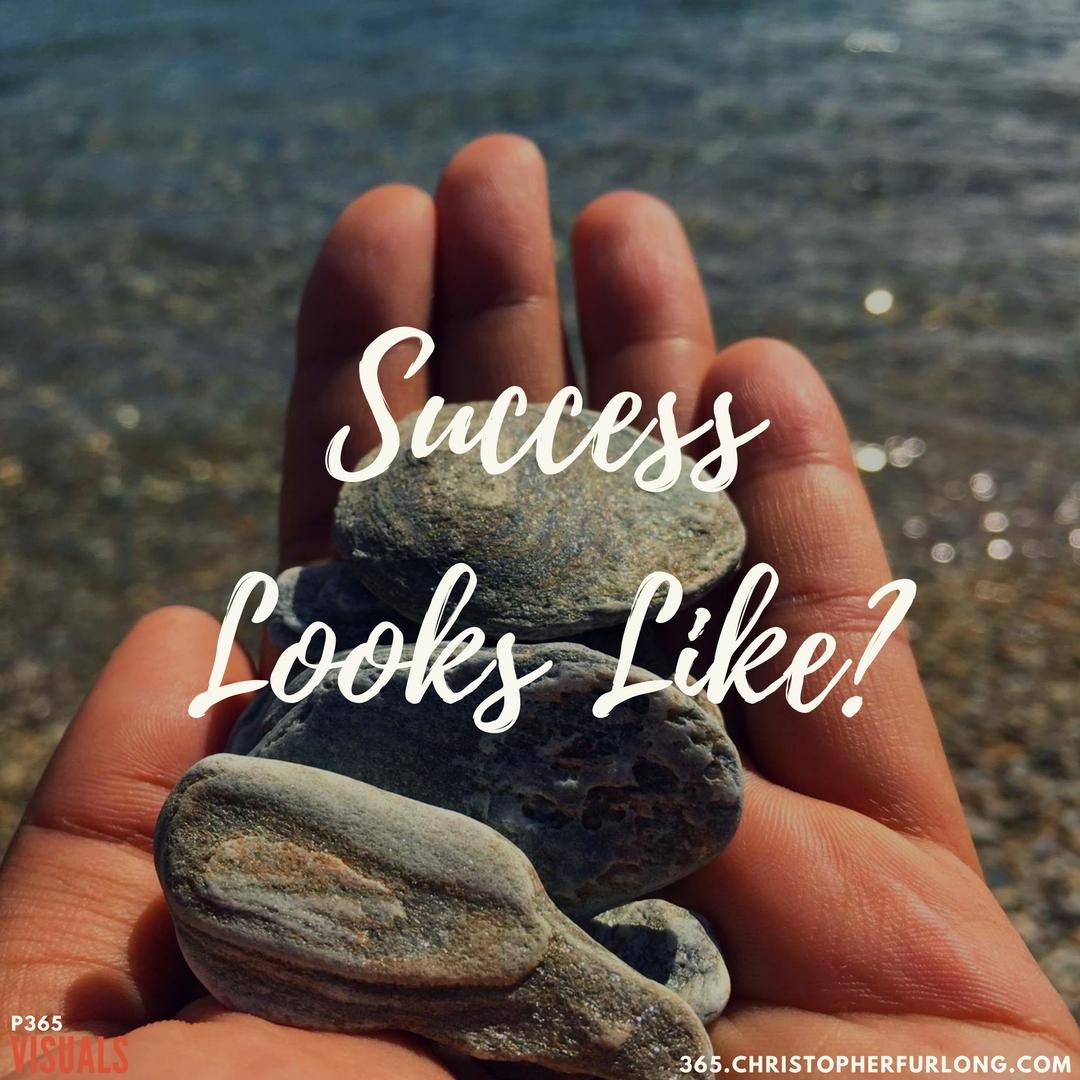 Day #298: Success Looks Like?