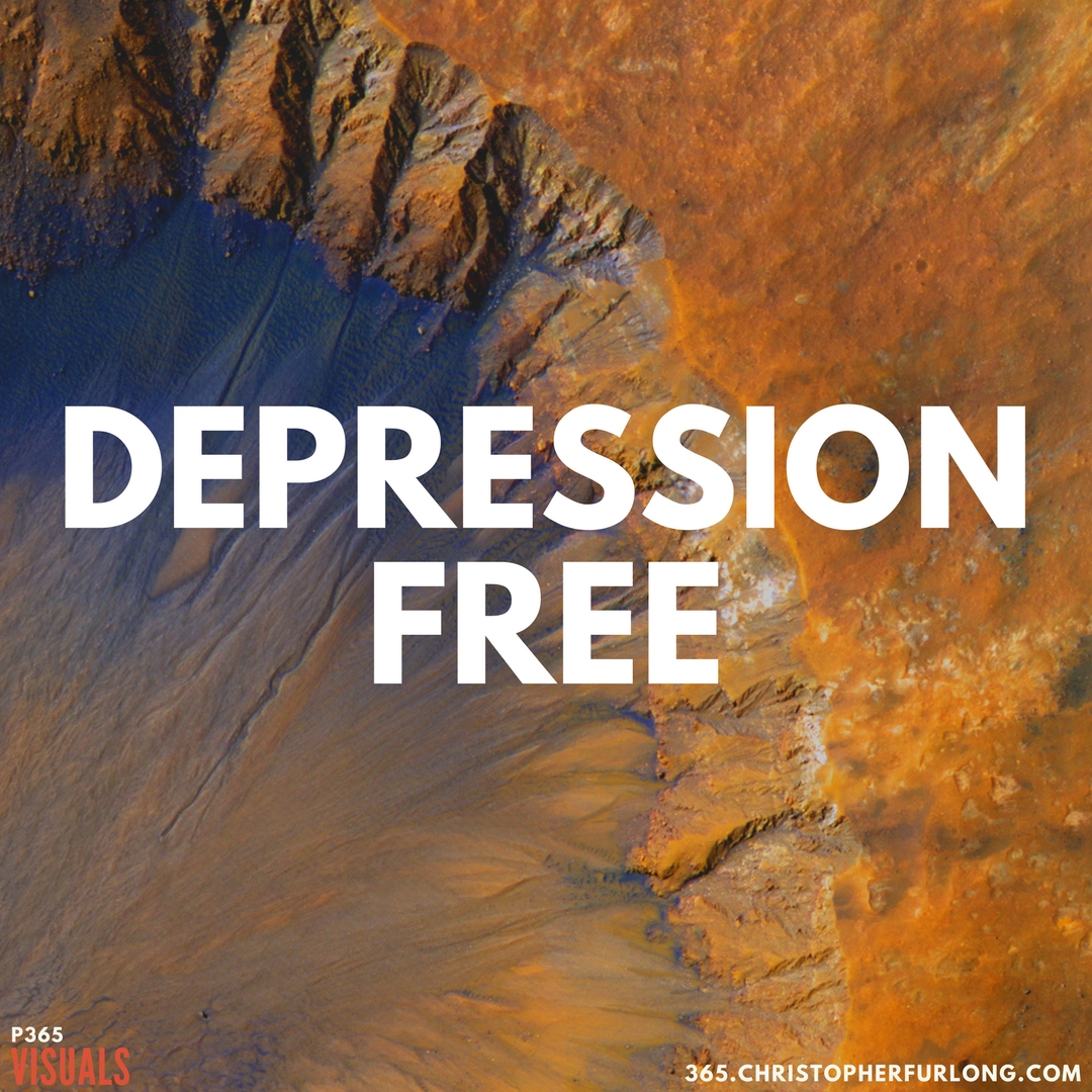Day #363: You Can Be Depression Free