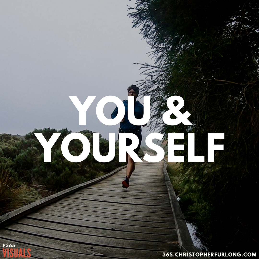 P365 2018: Day #122: You & Yourself