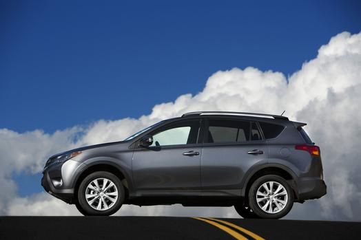 2015 toyota rav4 limited review. Black Bedroom Furniture Sets. Home Design Ideas