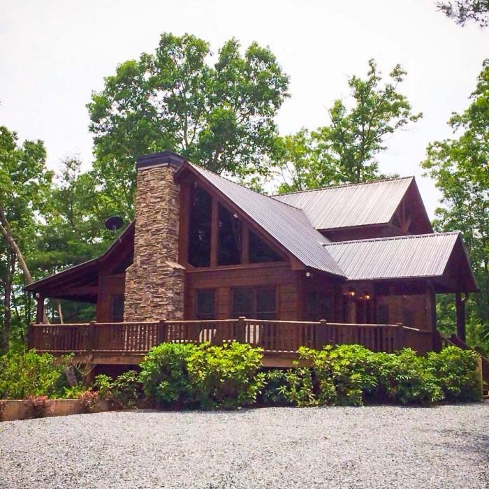 Mountain Top Cabin Rentals Blue Ridge