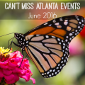 atlanta events june 2016