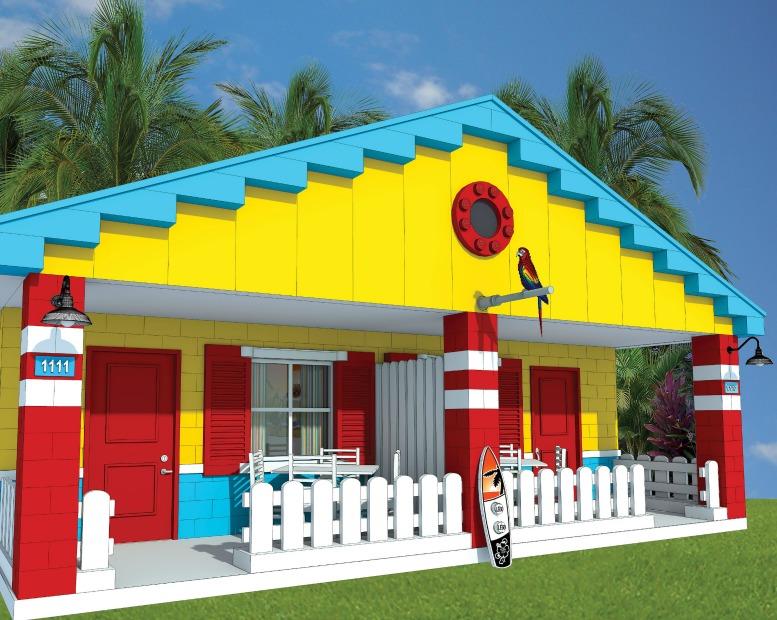 Fl Legoland Beach Retreat Vacation Bungalows You Will Love