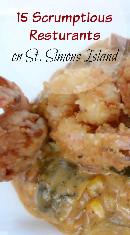 St Simons Island Restaurants