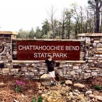 Day 100 - Chattahoochee Bend State Park