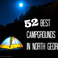 52 of the Best Campgrounds in North Georgia