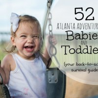 52 Atlanta Activities for Babies and Toddlers