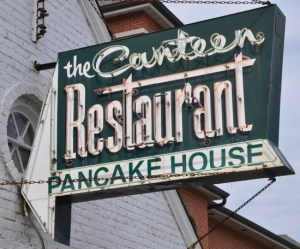 Barrington's Canteen Restaurant and Pancake House