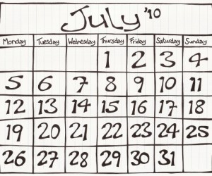 89.  Catch Your Breath Before a Busy Month