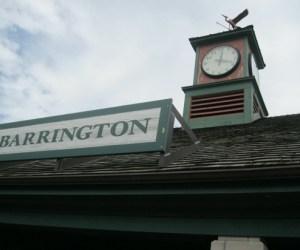 Metra Station Clock