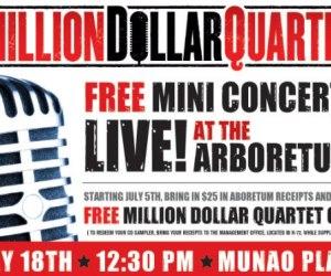 108.  Stroll, Market & Million Dollar Quartet