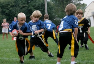 Barrington Youth Football Opening Day Extravaganza
