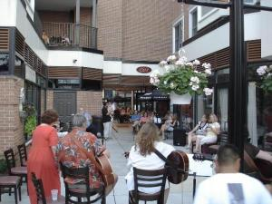 Free Concerts at Cook Street Plaza