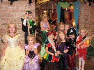 Halloween Fun at The Ice House Mall in Barrington