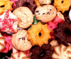 Purchase Christmas Cookies at Cookie Walk