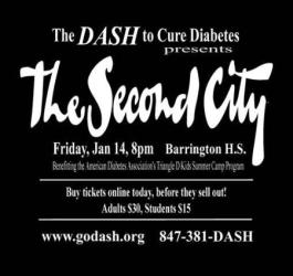 The Dash to Cure Diabetes Presented by The Second City