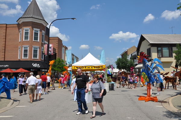 2011 Barrington Art Festival