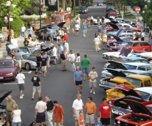 Summer Antique Car Show Returns to Barrington, Illinois