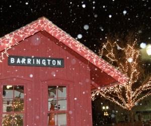 82.  Santa Welcome, Tree Lighting & Holiday Festivities