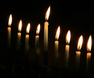92.  Celebrate Miracles on the Eighth Night of Hanukkah