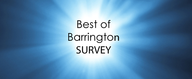 Best of Barrington SURVEY
