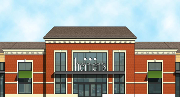 New Heinen's Grocery Store in Barrington, Illinois