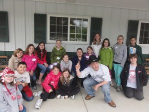 Countryside Cares Student Committee, Courtesy of Kelly Henry