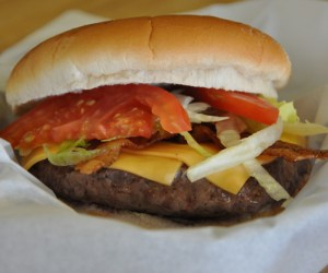 Kooker's Bacon Cheeseburger