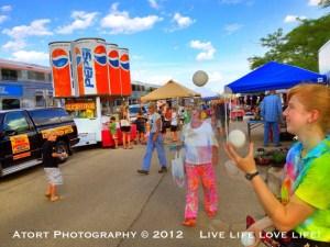 Post - Barrington Farmers Market 2012 - Anthony Tortoriello