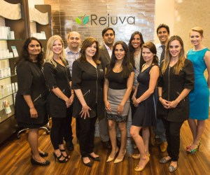 The Rejuva team - Photo by Sally Roeckell