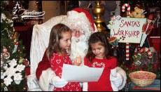 Breakfast with Santa @ Treetime Christmas Creations