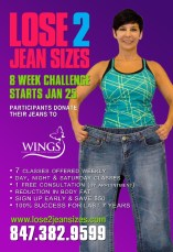 Lose two jean sizes in 8 weeks @ Lose two jean sizes |  |  |