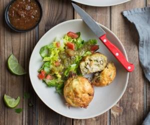 Heinen's 4PM Panic: Mini Tex-Mex Chicken and Cheese Pies