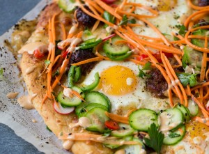 Heinen's 4PM Panic - Banh Mi Pizza - 1 - Featured