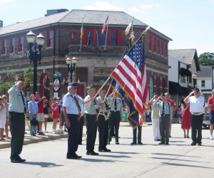 VIDEO: Barrington Honors Veterans with Memorial Day Parade