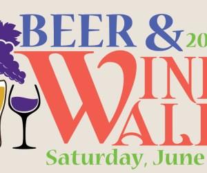 Celebrate Dad at the Barrington Summer Beer & Wine Walk Saturday