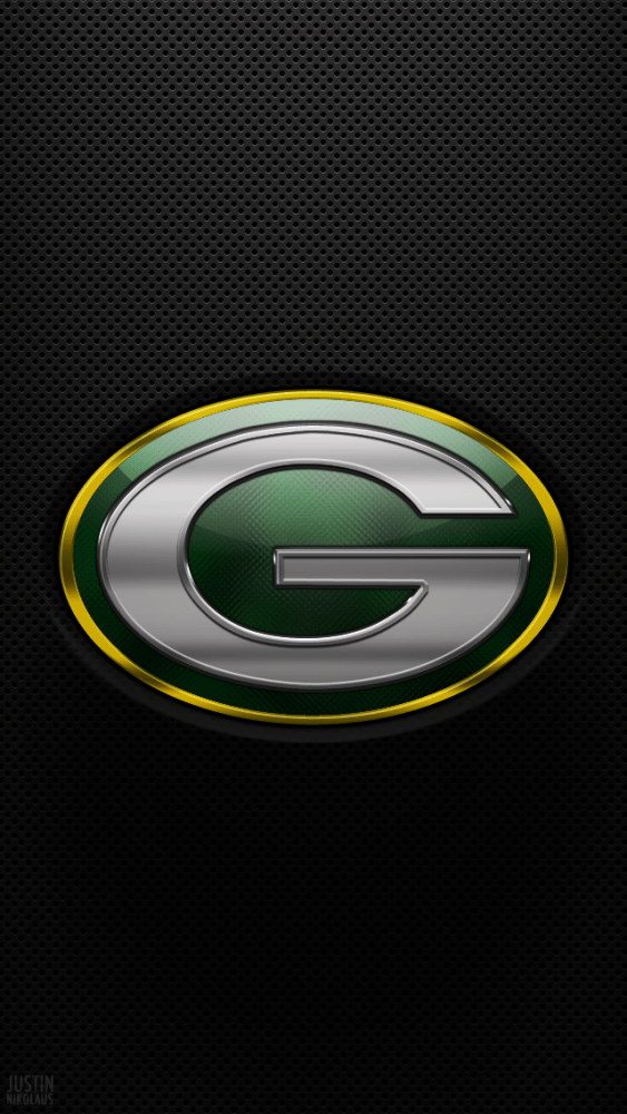 Green Bay Iphone 5 Wallpaper Green Bay Packers Wallpaper Glass Logo Iphone 365