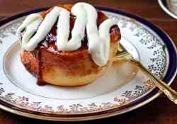 The only Cinnamon Bun recipe you'll ever need. Tastes just like a Cinnabon!! AMAZING!   365 Days of Easy Recipes