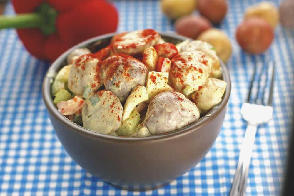 #129 - Classic Potato Salad