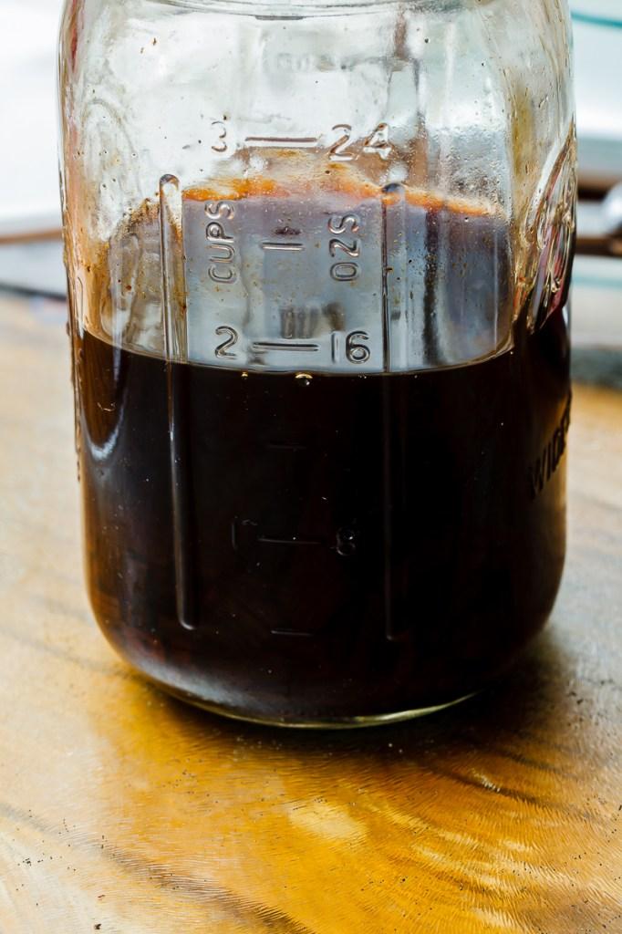 Aged Bourbon Vanilla Extract