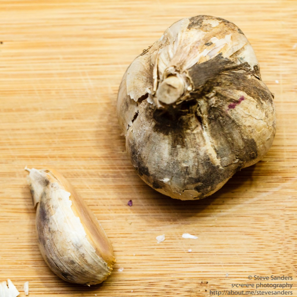 Mount Hood Garlic