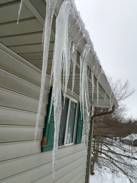Monster Icicles #2