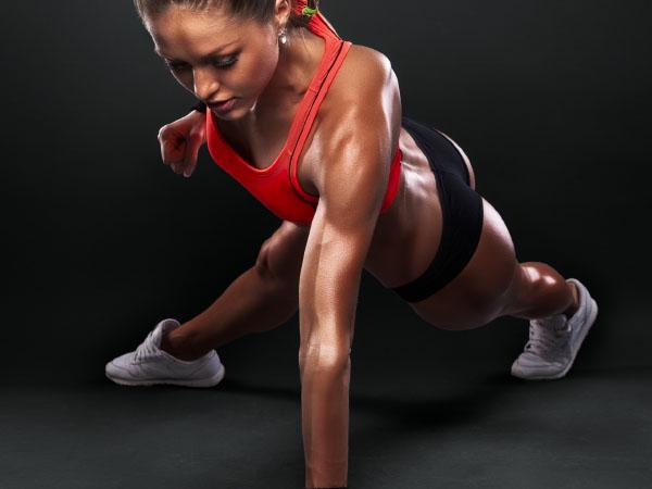 Sexy Upper Body Push ups