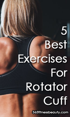 5 Best Shoulder Exercises To Strengthen Your Rotator Cuff Share