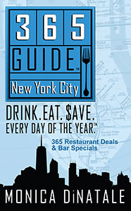 365 Guide NYC Book Reviews