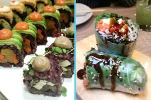 Beyond Sushi Vegetarian Restaurant 365 Guide New York City NYC