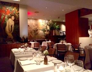 Leopard de Artistes Restaurant Week NYC