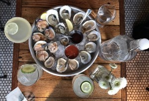GoodNight Sonny Oysters NYC New York City